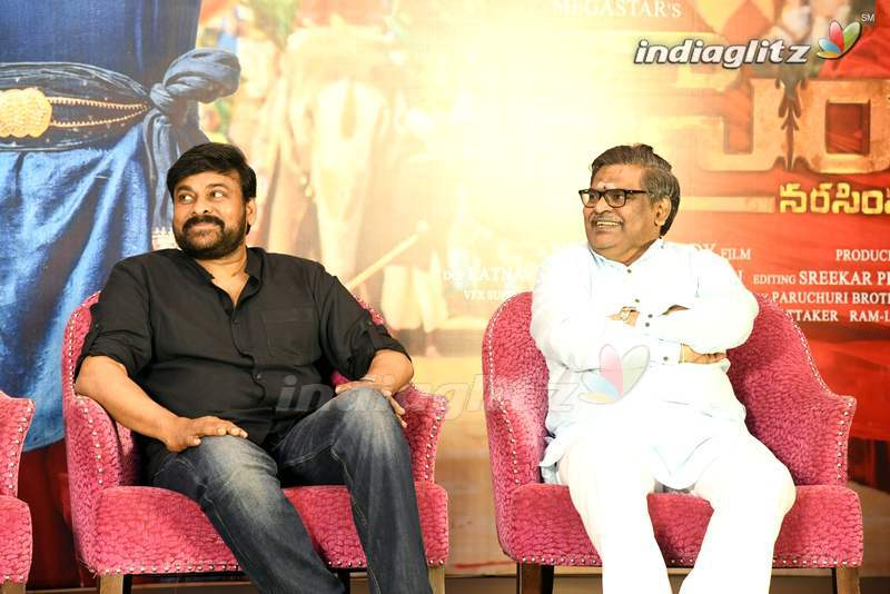 Sye Raa Press Meet