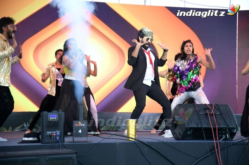 Tamannaah, Azharuddin Launches Suchirindia IVY Green Project