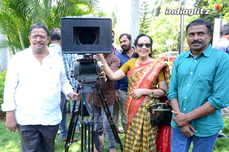 Taraka Ratna's 'Devineni' Movie Launch