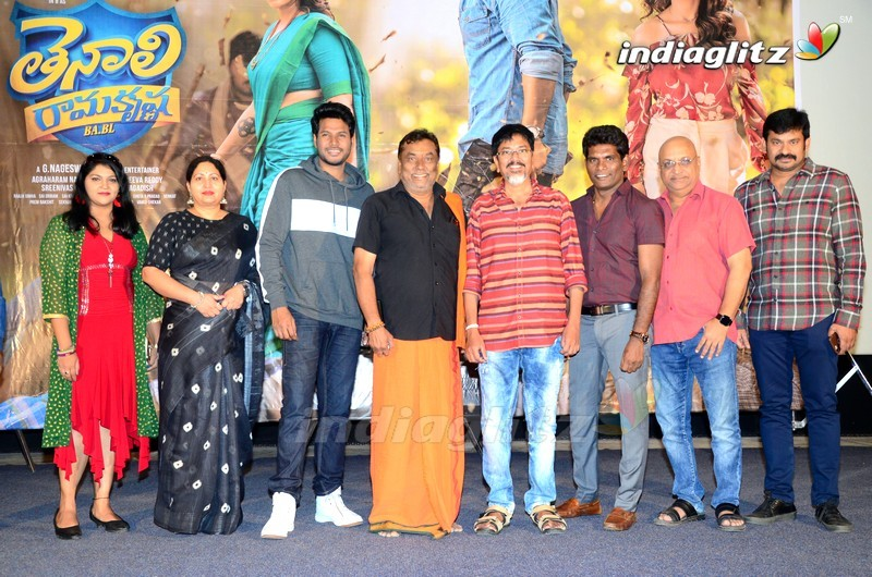 'Tenali Ramakrishna BA BL' Success Meet