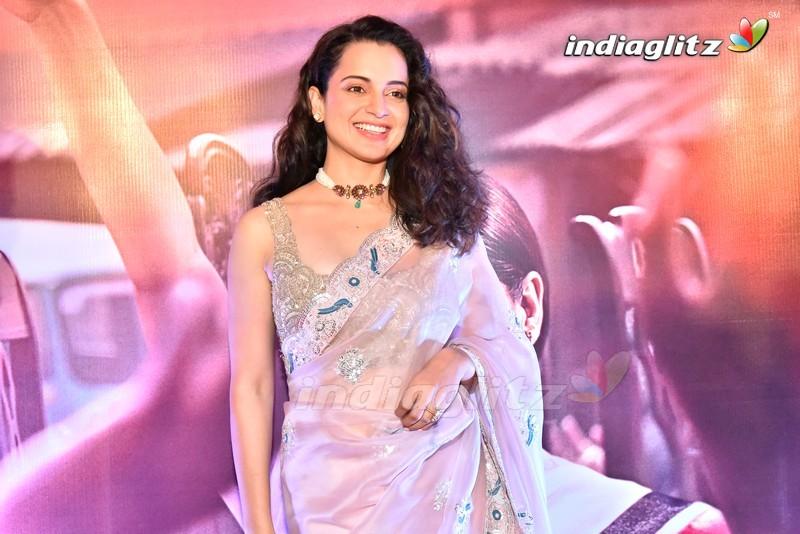 'Thalaivi' Trailer Launch