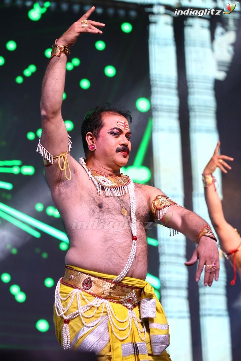 Brahmanandam Felicitated With Hasya Nata Brahma Title