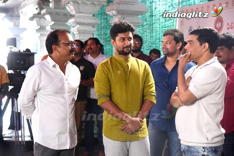 'Tuck Jagadish' Movie Launch