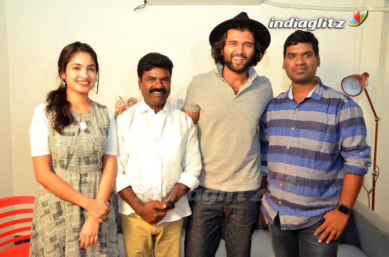 'Tupaki Ramudu'  Teaser Launched By Vijay Devarakonda