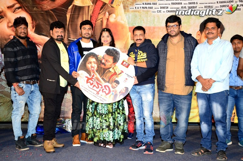 'Unmaadi' Audio Launch