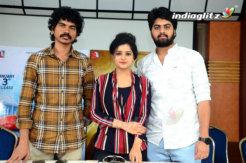 'Utthara' Success Meet