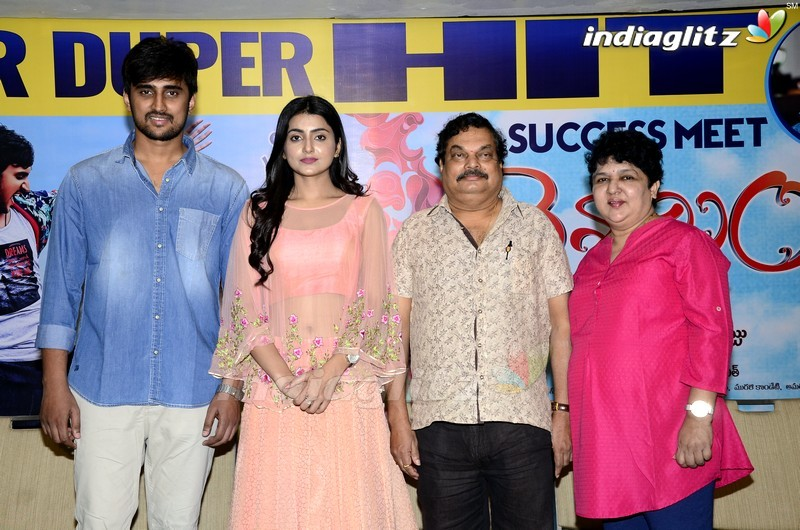 'Vaisakham' Success Meet