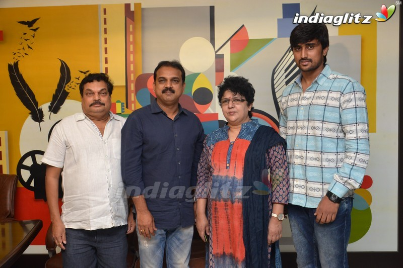 Koratala Siva Launches 'Vaisakham' Theme Teaser