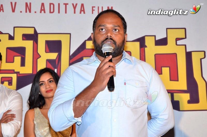 'Valliddarimadyalo' Press Meet