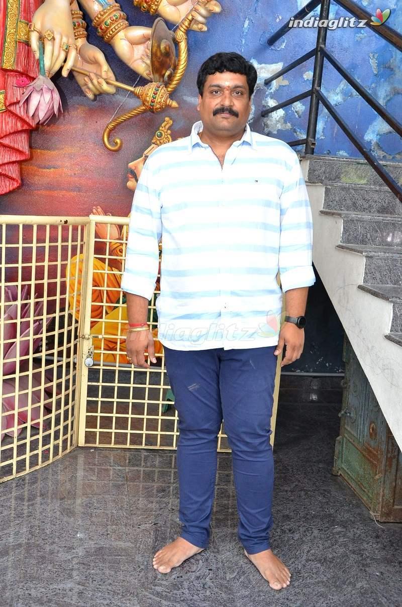 Varun Tej's New Movie Launch