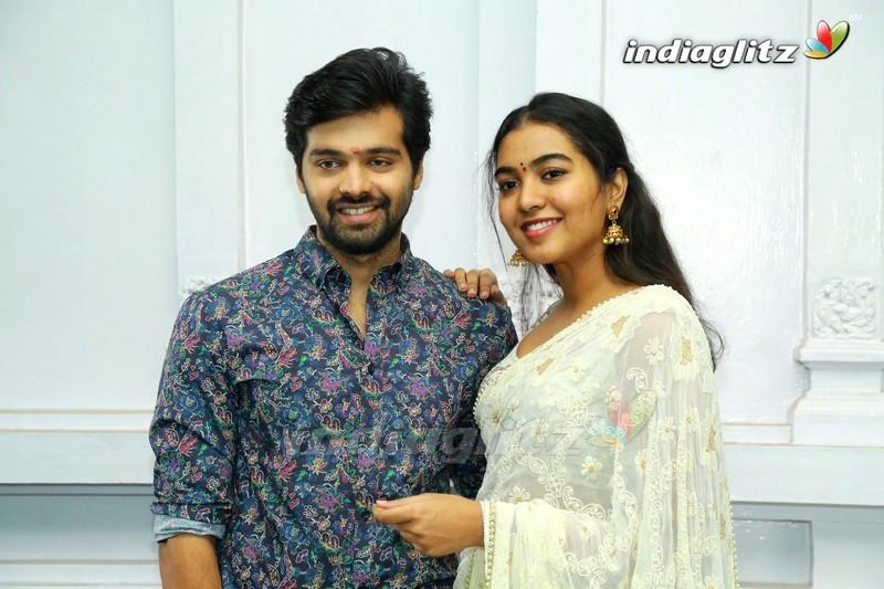 'Vidhi Vilasam' Movie Launch