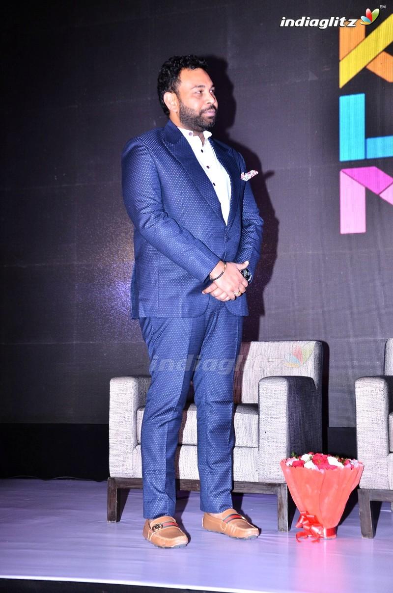 Vijay Devarakonda @ KLM Mall Logo Launch