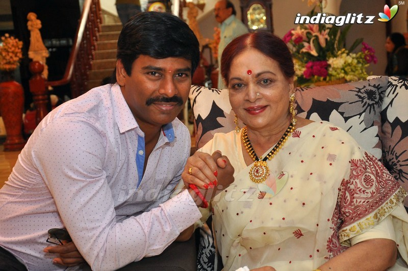 Events - Vijaya Nirmala Birthday Celebrations Movie Launch