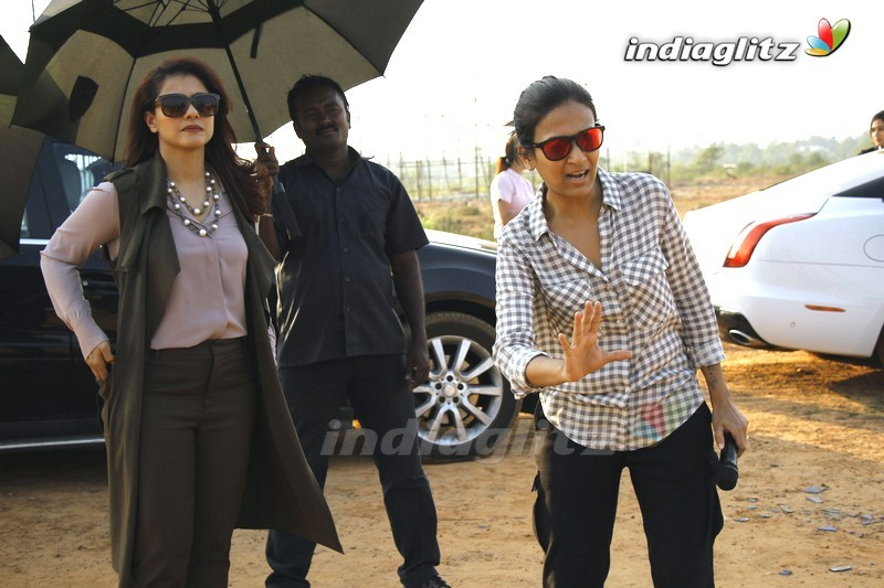 'VIP 2' On Location
