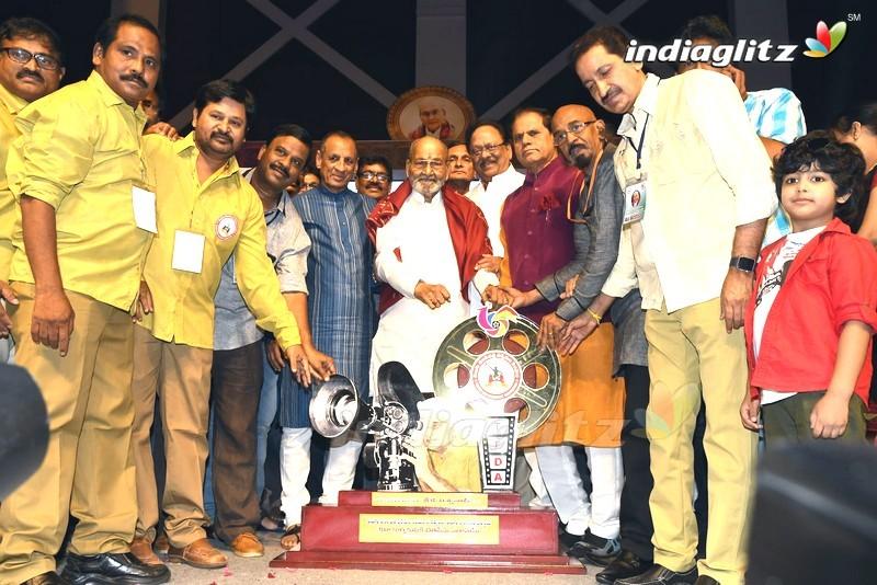 Film Directors Association Felicitates K Viswanath