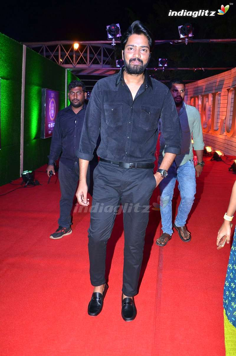 Celebs @ Zee Cine Awards 2020