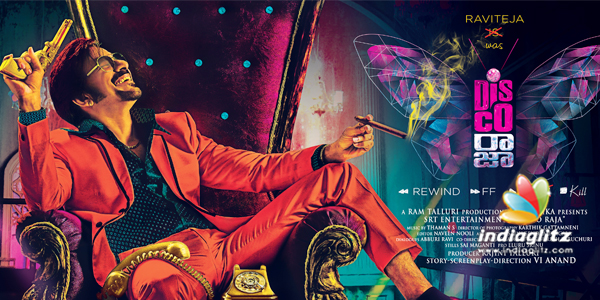 Disco Raja Review