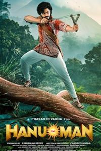 Watch Hanuman trailer