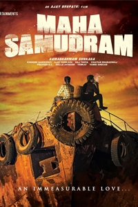 Watch Maha Samudram trailer