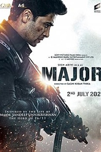 Watch Major trailer