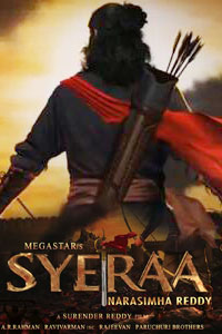 Watch Sye Raa Narasimha Reddy trailer