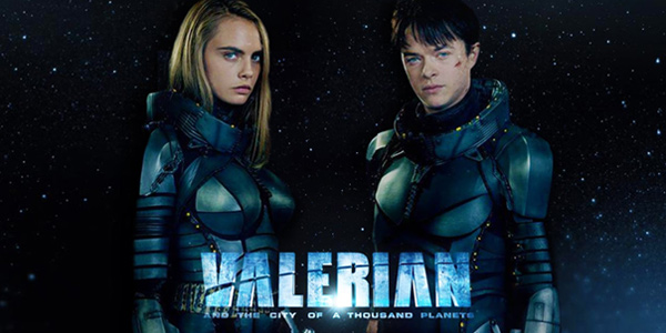 Valerian and the City of a Thousand Planets Peview