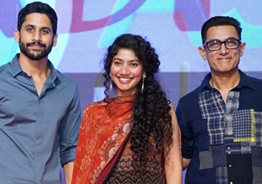 'Love Story' event: Aamir Khan, Naga Chaitanya, Sai Pallavi deliver wow speeches