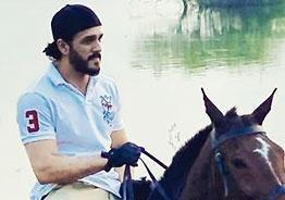 Pic Talk! Akhil Akkineni reveals why he rides his 'dear Gizelle'