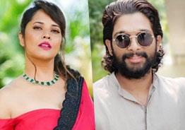 Is Anasuya Bharadwaj really part of Allu Arjun's movie? Find out...