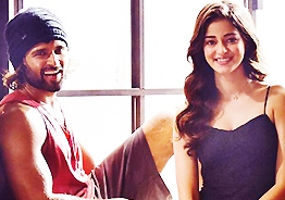 Ananya has fun working with Vijay Deverakonda