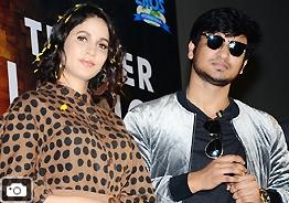 'Arjun Suravaram' Trailer Launch