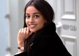 Official: Banita Sandhu to romance hero's son