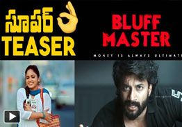 'Bluff Master' Teaser