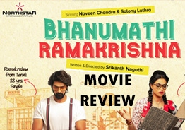 'Bhanumathi & Ramakrishna' Movie Review