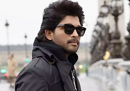 Allu Arjun to learn other languages as well for Pushpa?