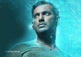 Vishal's 'Chakra' to see three heroines