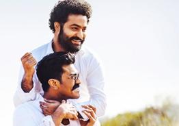 Jr NTR, Ram Charan start shooting for 'RRR' climax