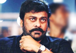 Chiranjeevi's new avatar for Lucifer remake