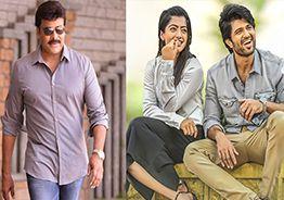 Chiranjeevi, 'Geetha Govindam' trump other actors & films