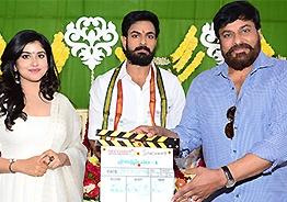 Chiranjeevi opens up on Vaisshnav Tej's debut movie