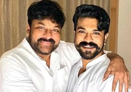Chiranjeevi, Charan give a call to do Sunday's drill