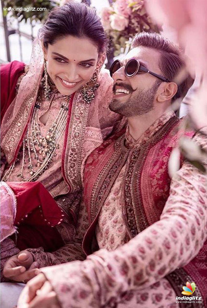 Image result for deepika ranveer marriage
