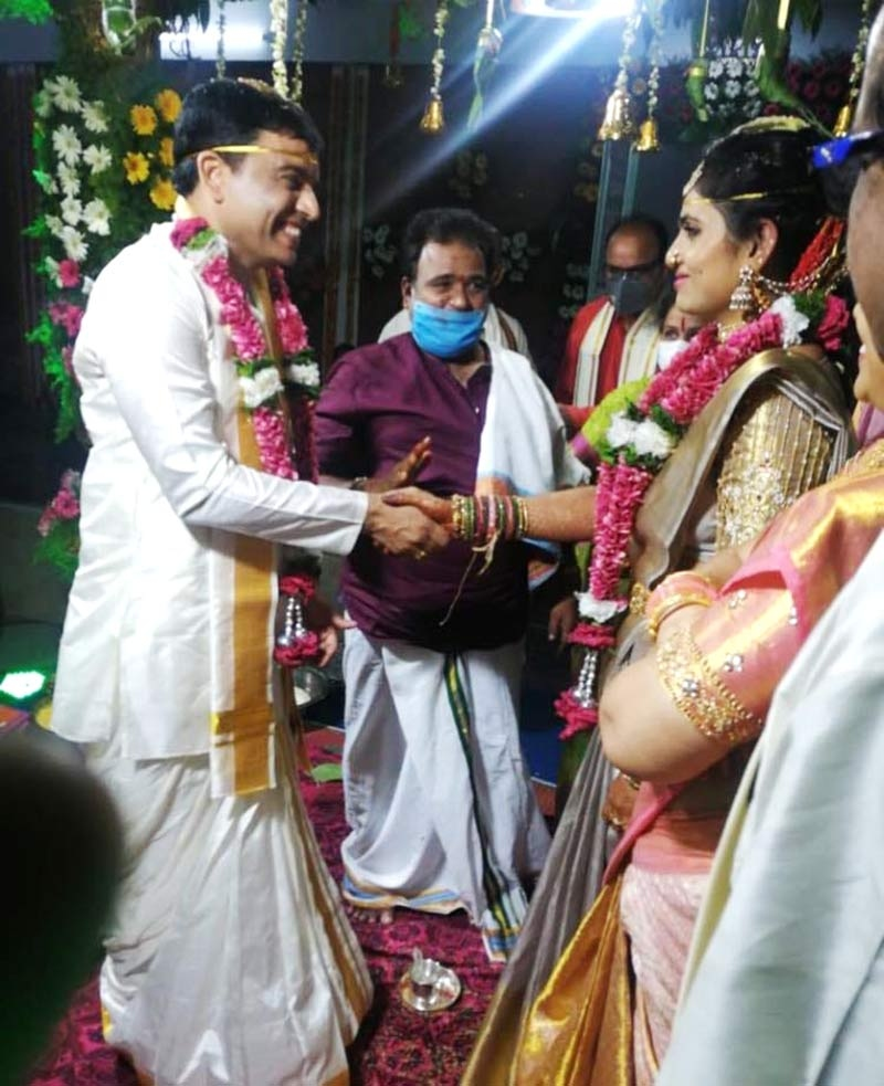 Dil Raju has opted for inter-caste marriage: Reports