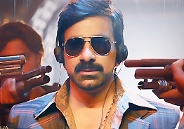 'Freak Out' video song: Ravi Teja is high on style quotient