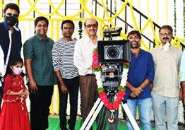 Venkatesh-Meena's 'Drushyam 2' launched