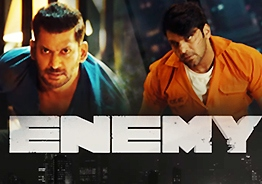 'Enemy' Teaser: Battle of guns and wits
