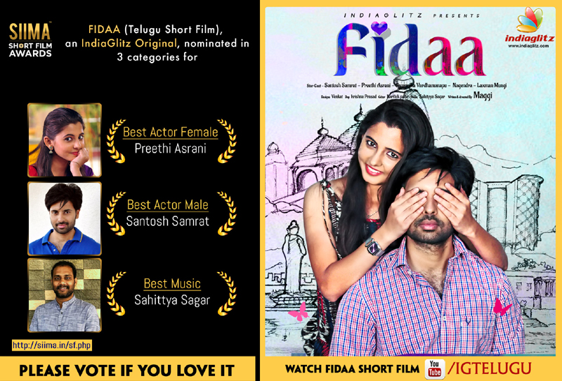 Proud moment for IndiaGlitz: 'Fidaa' gets 3 SIIMA