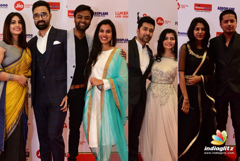 Filmfare fetes 'artistic excellence', performances rock