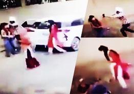 Man kills 21-year-old Nikita, CCTV footage captures shocking incident