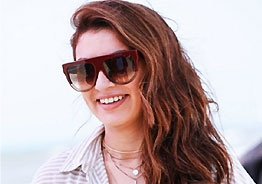 Hansika posts her bikini pic with a message of hope!